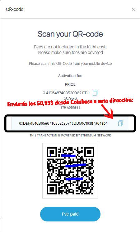 EnvíoCoinbase